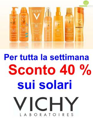 solari vichy sconto 40%
