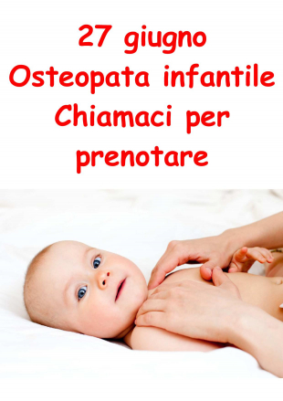 osteopata infantile