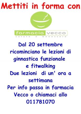 RICOMINCIA IL FITWALKING